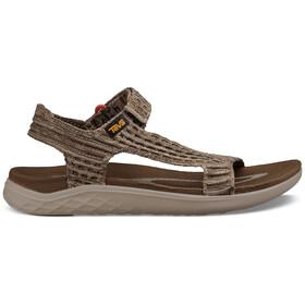 Teva W's Terra-Float 2 Knit Universal Sandals Olive/Desert Taupe